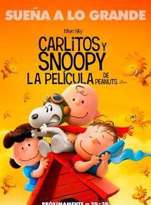 Charlie Brown y Snoopy: La película de Peanuts