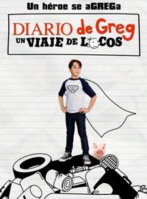 El Diario de Greg: Un viaje de locos