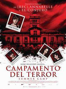 Campamento del terror: Summer camp