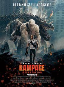 Rampage: Devastación