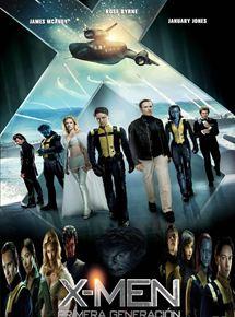 X-Men Orígenes: Primera generación