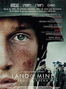 Land of Mine (Bajo la arena)