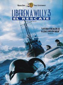 Liberen a Willy 3: El rescate