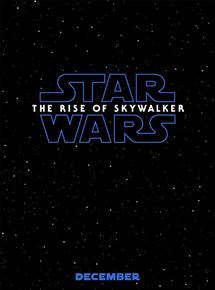 Star Wars IX: The Rise of Skywalker