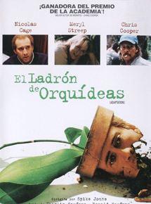El ladrón de orquídeas