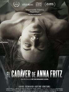 El cadáver de Anna Fritz tráiler subtitulado en español