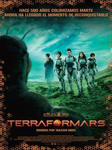 Terraformars Tráiler subtitulado en español