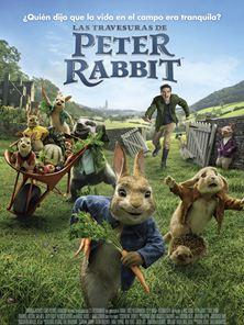 'Las travesuras de Peter Rabbit'- Trailer doblado al español latino