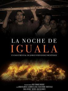 La noche de la Iguala: Trailer oficial