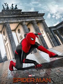 Teaser Trailer Internacional 'Spider-Man: Lejos de casa'
