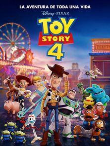 Tráiler Toy Story 4