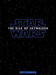 Teaser 'Star Wars IX - The Rise of Skywalker'
