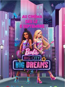 'Barbie: Big City, Big Dreams' - Tráiler oficial subtitulado