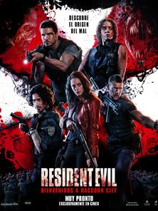 'Resident Evil: Bienvenidos a Raccoon City' - Tráiler oficial en inglés