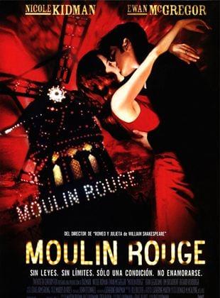 Moulin Rouge: Amor en rojo