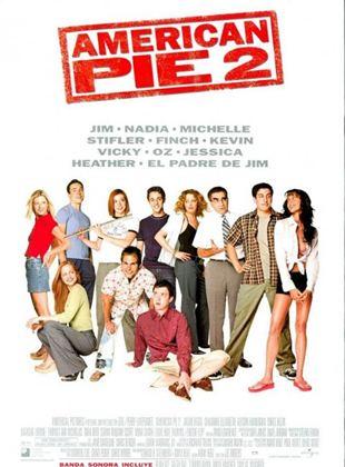 American Pie 2: Tu segunda vez