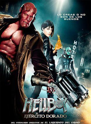 Hellboy II. El ejército dorado
