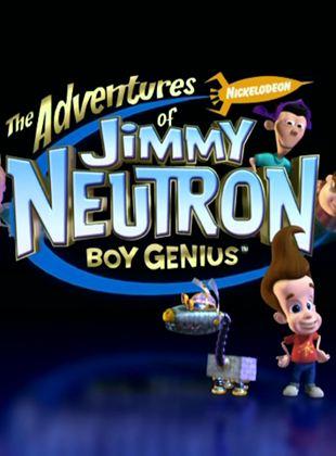 Las aventuras de Jimmy Neutrón: El niño genio