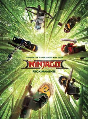 Lego Ninjago La Película