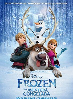 Frozen Una Aventura Congelada Sensacine Com Mx