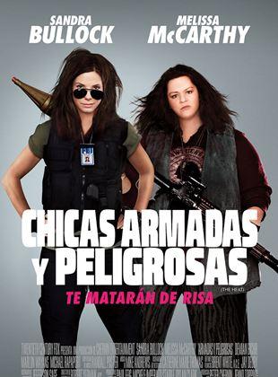 Chicas armadas y peligrosas