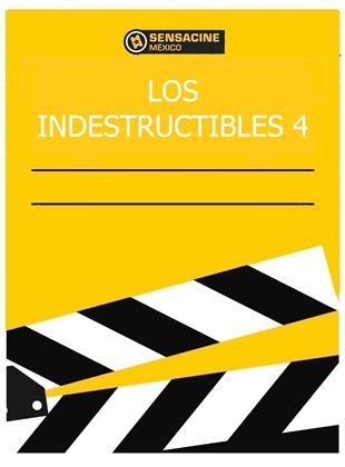 Los indestructibles 4
