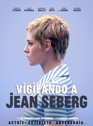 Vigilando a Jean Seberg
