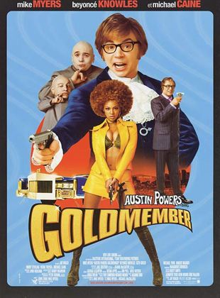 Austin Powers en Goldmember