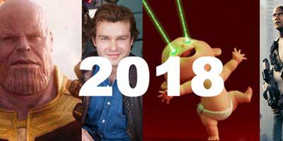 2018: Las películas más esperadas del año