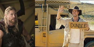 Chris Hemsworth le dice adiós a 'Thor' y se pone las pilas en 'Dundee'