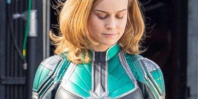 'Captain Marvel': ¿Por qué es verde el traje de la superheroína?