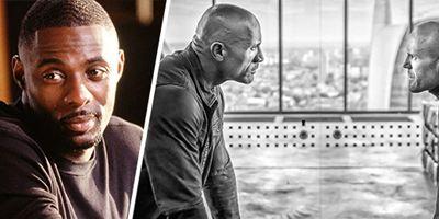 'Hobbs and Shaw': Primer vistazo a Idris Elba como el villano