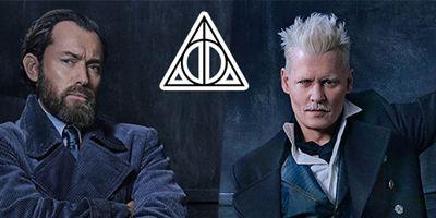 'Animales fantásticos 2': El origen de relación entre Dumbledore y Grindelwald