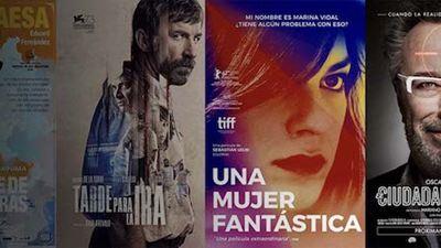 Premios Fénix 2017: Pronósitcos en las principales categorías de cine