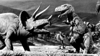 Los dinosaurios gobiernan... en el cine