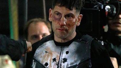 'Punisher' Detrás de cámaras del héroe más sádico de Netflix