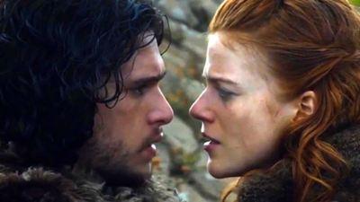 Jon Snow & Ygritte, y otros 10 romances en pantalla que se volvieron realidad