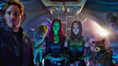 'Avengers: Infinity War': Nuevo clip donde los Guardianes de la Galaxia conocen a Thor