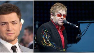 'Rocketman': La nueva biopic en la que Taron Egerton interpretará a Elton John