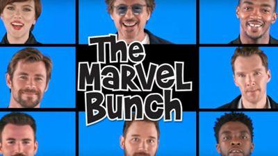 'Avengers: Infinity War': El elenco se reunió con Jimmy Fallon para hacer un divertidísimo video