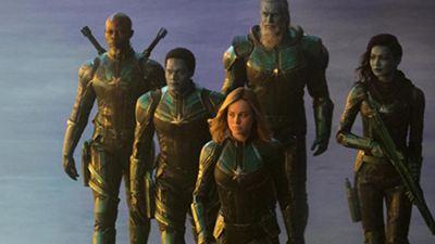 'Captain Marvel': Te presentamos a los miembros de la Starforce