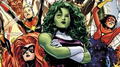 10 superheroínas que nos encantaría ver en la pantalla grande