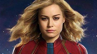'Captain Marvel': Poster, sinopsis y trailer por la noche