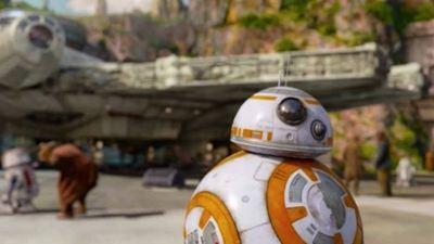'Star Wars': [VIDEO] Primer vistazo a su nuevo parque en Disney