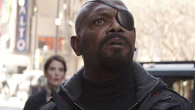 'Avengers': ¿A quién iba a ver Nick Fury antes de desaparecer?
