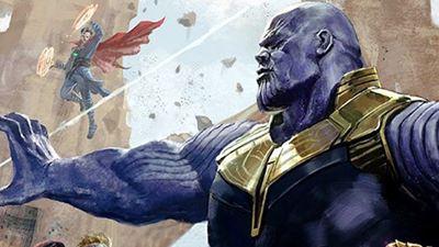 'Avengers': El inédito poder de Thanos que casi vemos en 'Infinity War'
