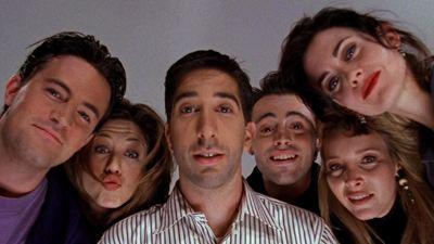 Courtney Cox comparte foto de 'Friends' antes de ser 'Friends'