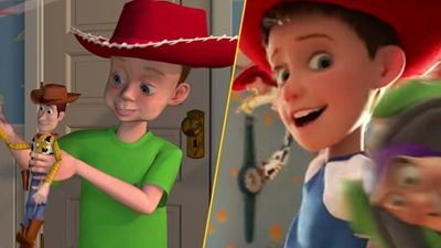 'Toy Story': ¿Cómo ha cambiado Andy en la franquicia?