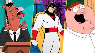 10 caricaturas para adultos que no puedes perderte
