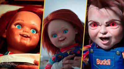 'El muñeco diabólico': ¿Cómo ha cambiado Chucky en 30 años?